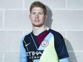 Nike'tan Manchester City'ye formalı veda