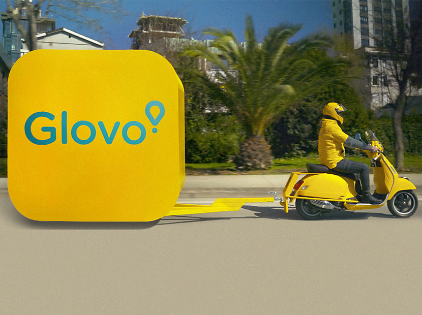 Glovo iletişim ajansını seçti