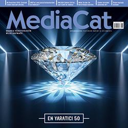 Raflarınızda MediaCat Nisan sayısına yer açın