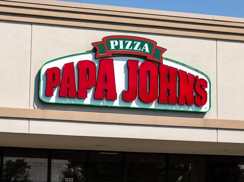 Papa John's'a yeni CEO
