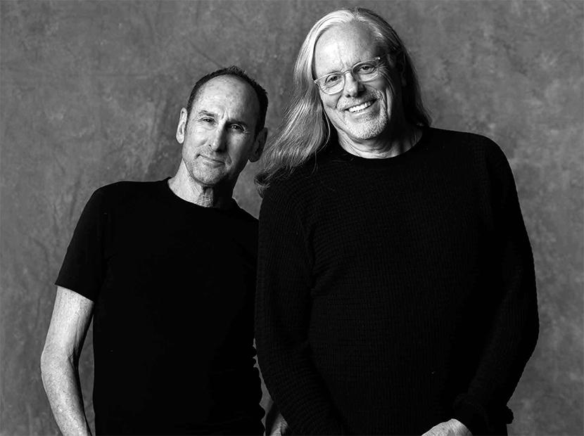 2019 Lion of St. Mark ödülü Jeff Goodby ve Rich Silverstein'ın