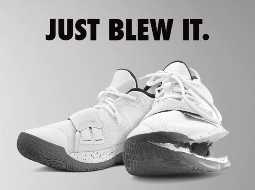 Skechers'tan Nike'a patlayan ayakkabı göndermesi