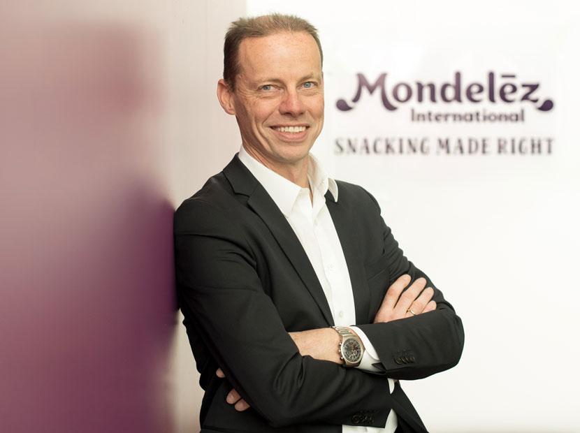 Mondelez International'da üst düzey atama