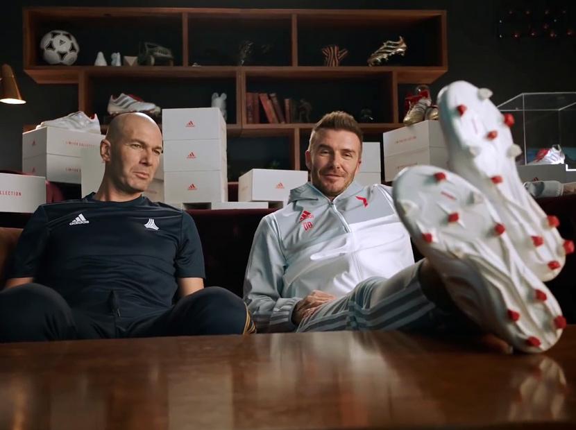Zidane ve Beckham ile Predator'ın 25 yılı