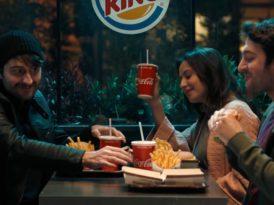 Burger King'ten büyük haber