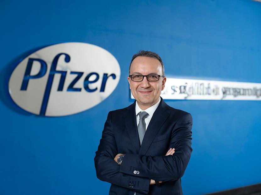 Pfizer Türkiye'ye yeni genel müdür