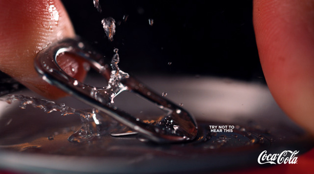 Coca-Cola'dan zorlu bir meydan okuma