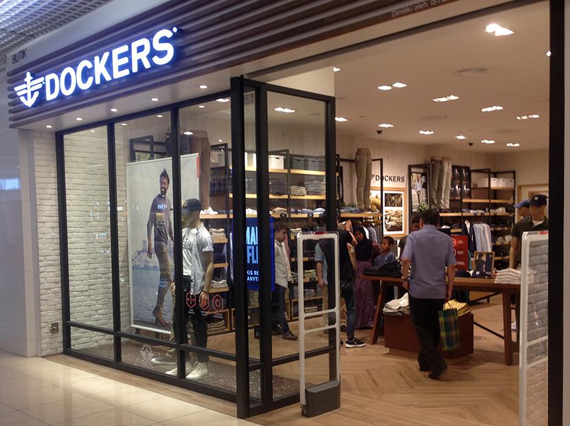 Dockers iletişim ajansını seçti