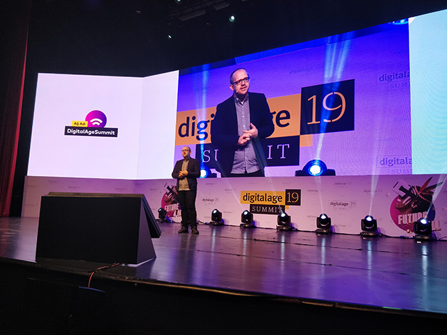 Digital Age Summit 2019 sona erdi