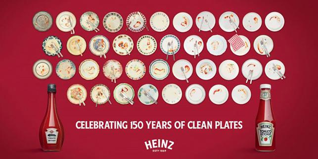 Heinz 150 yaşında