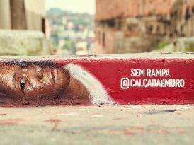 Engellere karşı graffiti