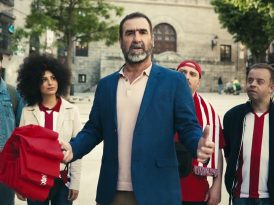 Eric Cantona'dan taraftarlara kültürel tavsiyeler
