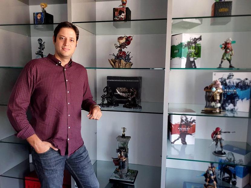 Riot Games'e yeni ülke müdürü