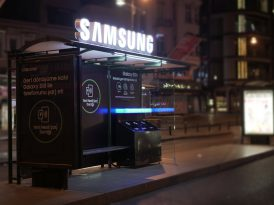 Samsung'dan yeni nesil şarj durağı