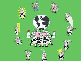 Sütün iyiliği sizinle olsun