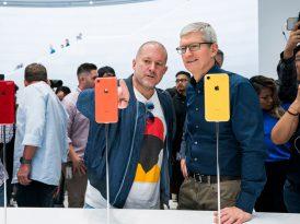 Jony Ive Apple'dan ayrılıyor