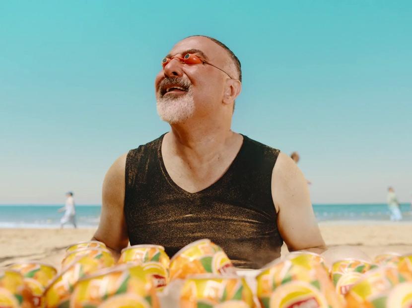 Plajda da kolaya kaçmak olmaz
