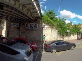 Sokak turuyla gelen bir forma tanıtımı