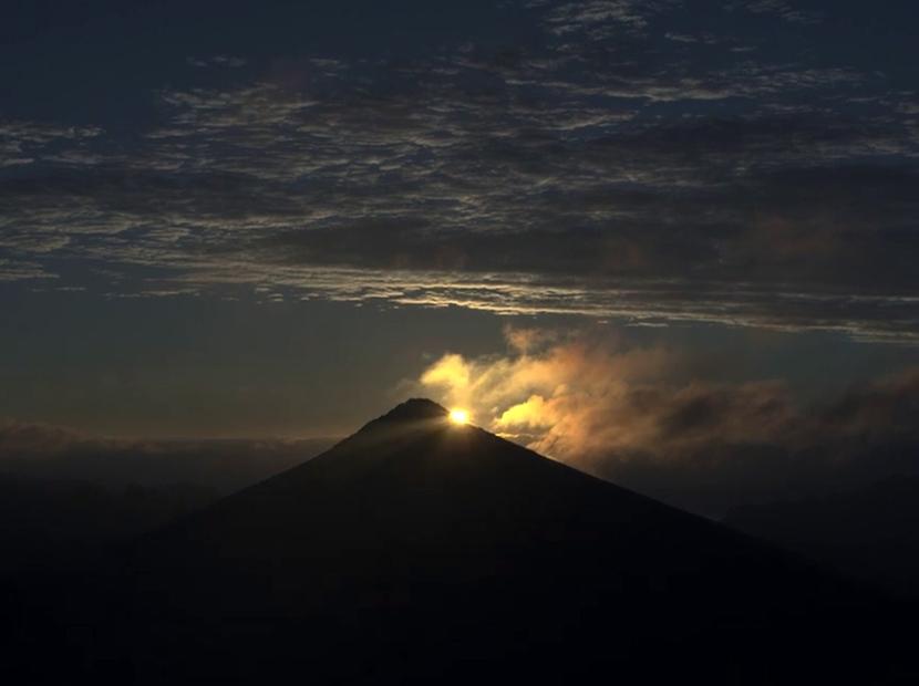 Güneş'i ilk selamlayan topraklar