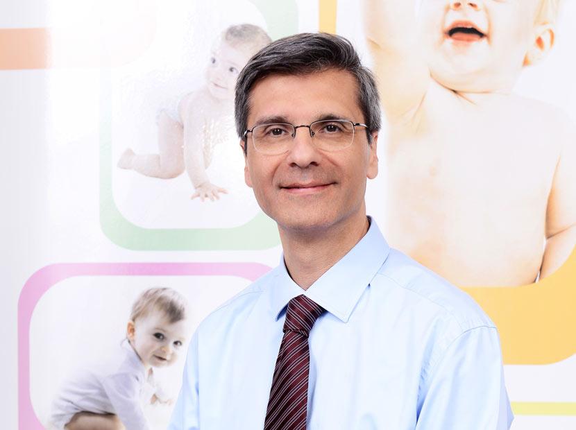 Nutricia Türkiye'ye yeni genel müdür