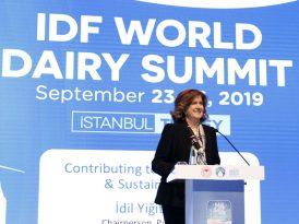 Dünya Süt Zirvesi başladı