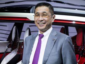 Nissan CEO'sundan istifa kararı