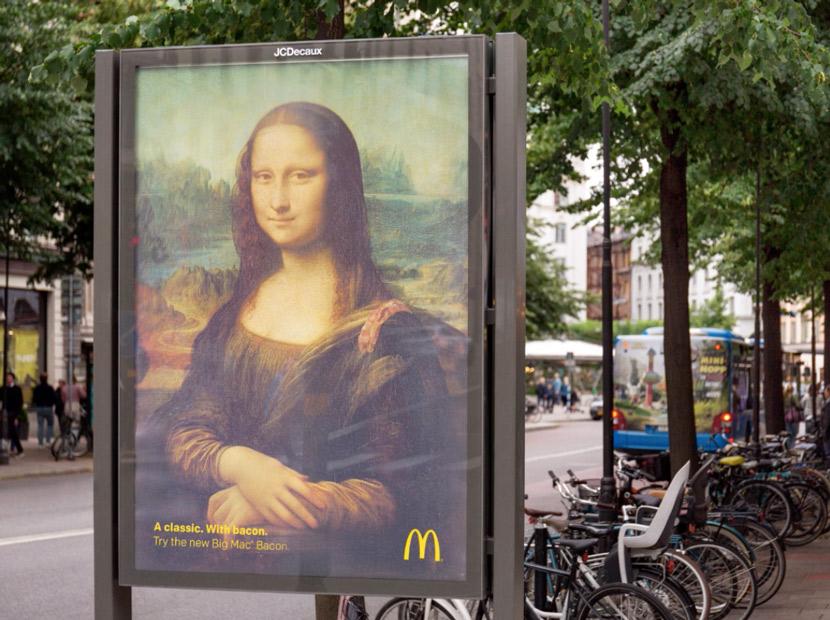 Pastırmalı Mona Lisa
