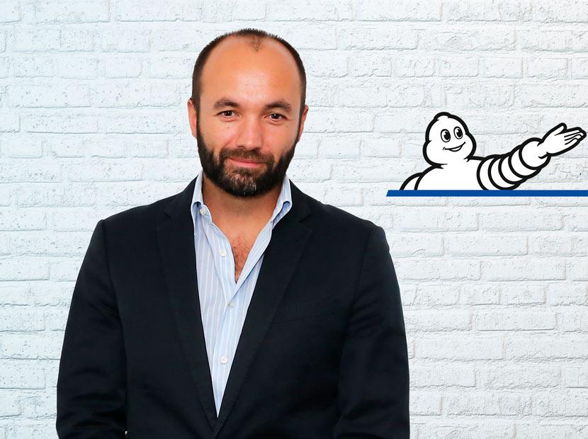 Michelin Türkiye'ye yeni genel müdür