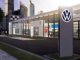 Volkswagen logosunu yeniledi