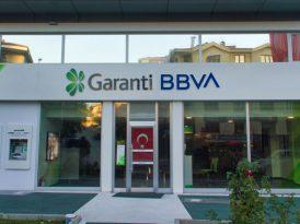 Garanti BBVA'ya yeni ajans