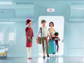 Emniyetli bir uçuş için