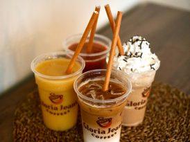 Gloria Jean's Coffees'ten karton pipet hamlesi