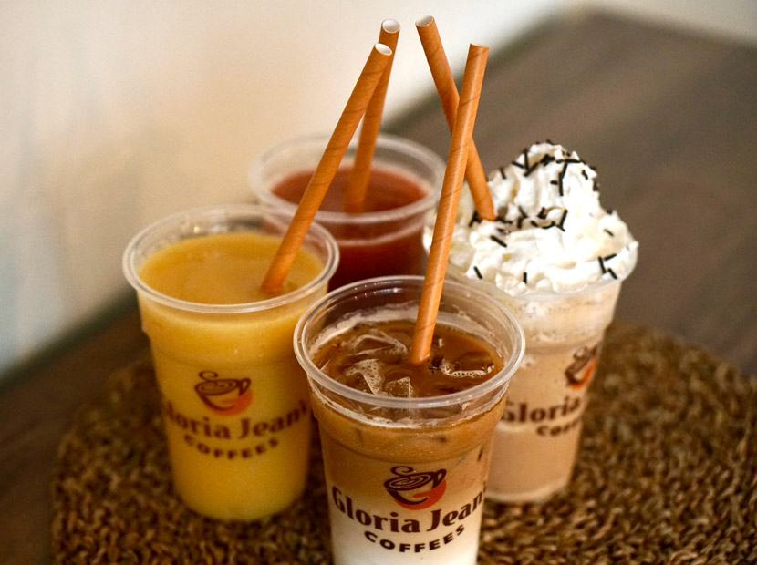 Gloria Jean's Coffees'ten karton pipet hamlesi