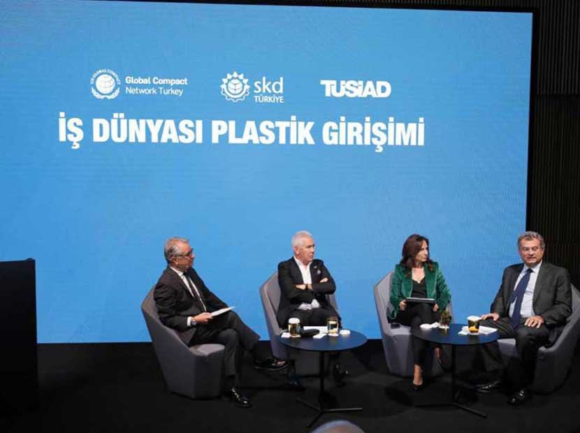 İş dünyasından plastik kirliliğine karşı güçbirliği