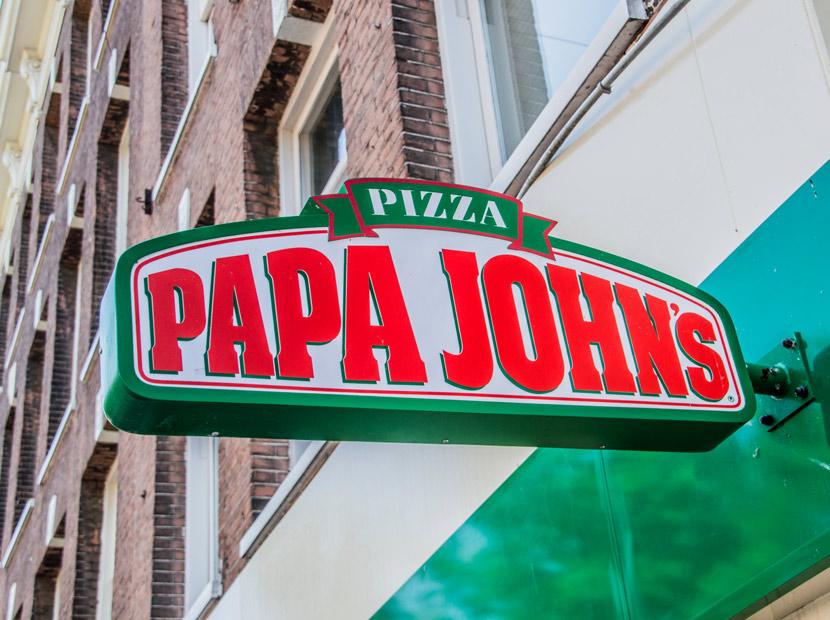 Papa John's CMO'sundan ayrılık kararı