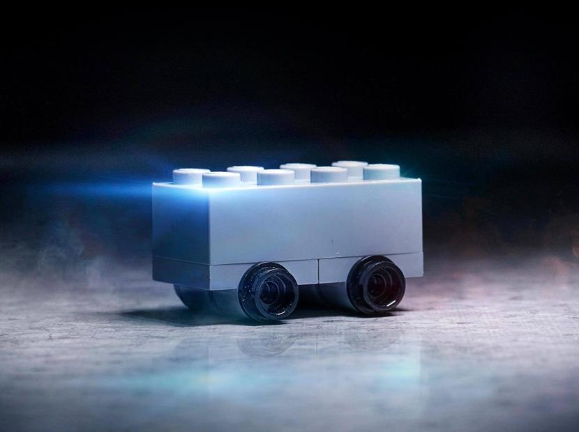 Tesla Cybertruck'a LEGO yorumu