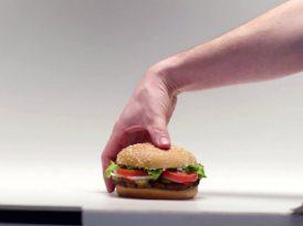 Burger King'den yılın itirafı