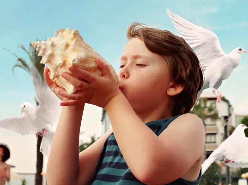 Saçma tatil fırsatlarına saçma reklam