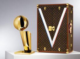Louis Vuitton ve NBA'den işbirliği