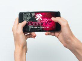 Koronavirüs Plague Inc.'i zirveye taşıdı