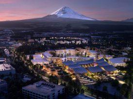 Toyota'dan akıllı şehir projesi