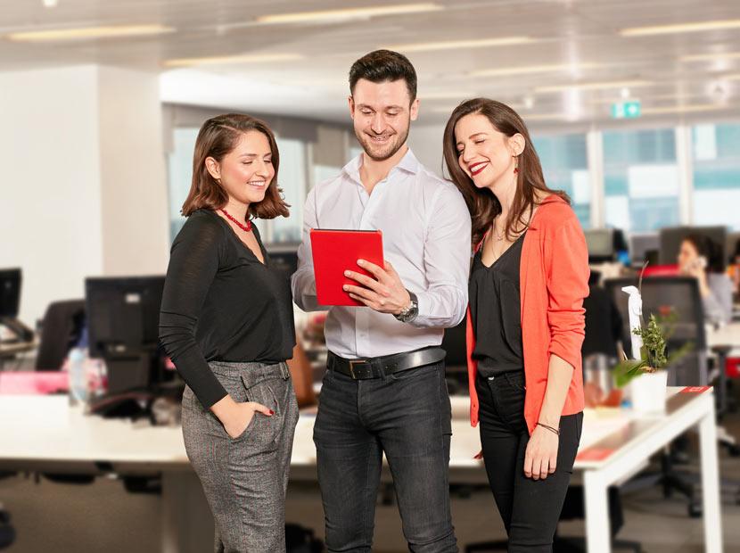 Vodafone Discover Genç Yetenek Programı'na başvurular başladı