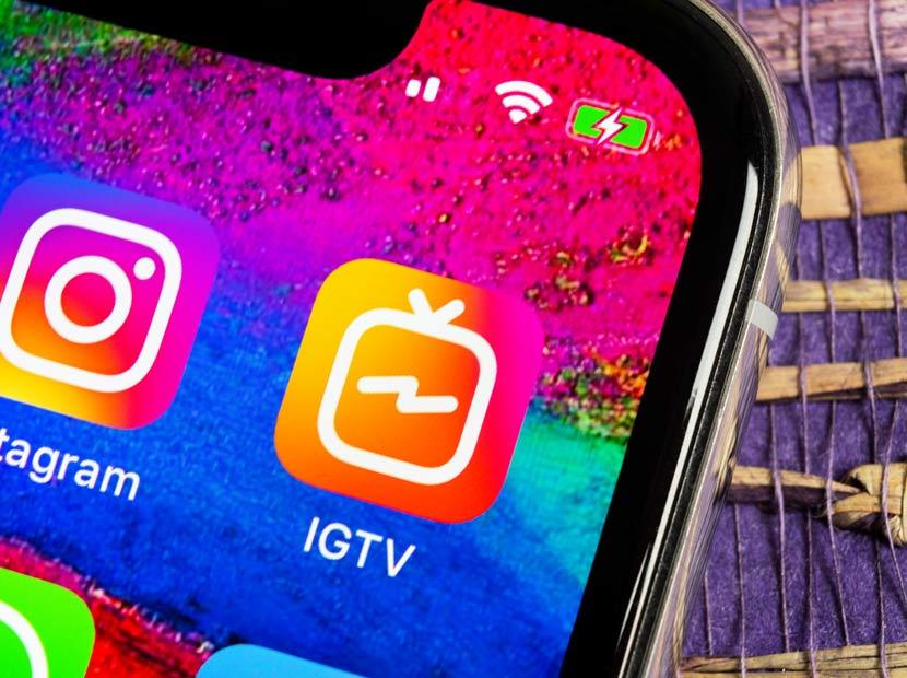 IGTV'de reklam dönemi başlıyor