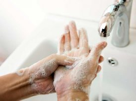 4 günde 9 milyar görüntülenen el yıkama akımı
