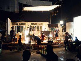 TRT dizi çekimlerini durdurdu