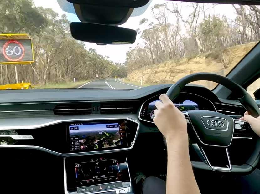 Audi'den 4 saatlik Avustralya turu
