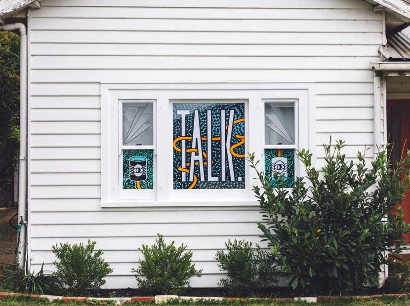 Dünyayla konuşan pencereler