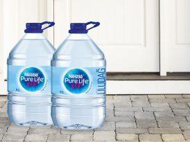 Nestlé Pure Life'tan Askıda Su uygulaması