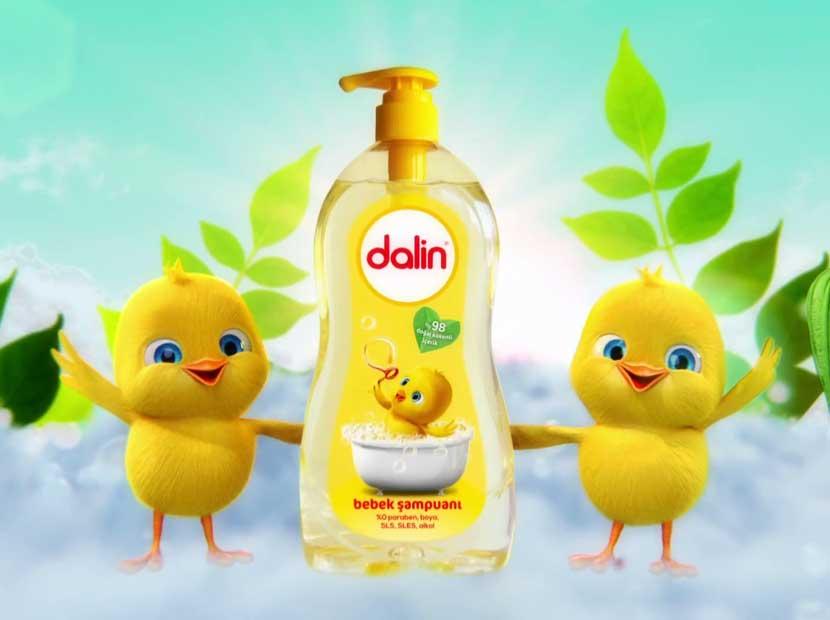 Saflığını doğadan alan şampuan