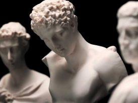 Antik heykeller arası klima sohbeti